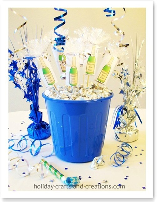 New Years Eve Party Food Homemade Party Favors And New Years Ideas