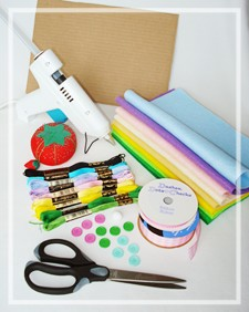 Felt Craft Supplies