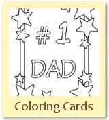free coloring cards
