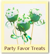 homemade party favors
