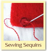 Sewing Sequins