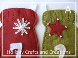 The Knitting Maniac: Free Advent Calendar Knitting Pattern (my
