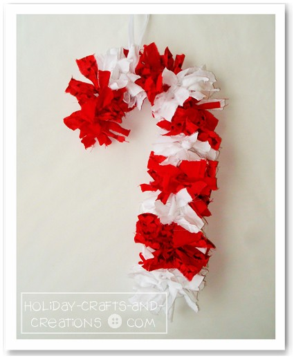 christmas wreath ideas candy cane wreath