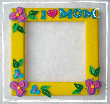 Love  Picture Frame on Homemade Mothers Day Gifts