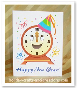 we change the year on our cards to match the coming year so be sure to check them out again next year