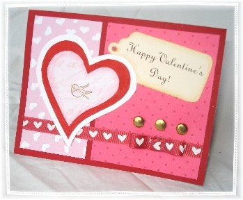 Unique Homemade Valentine Cards And Design Ideas