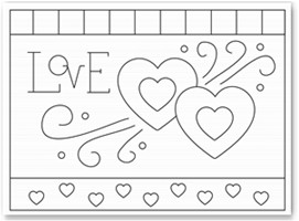 Valentines Coloring Pages Elementary Valentines Day Coloring Pages