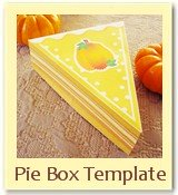 free box template