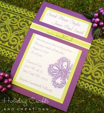 Create Your Own Invitations Design 2