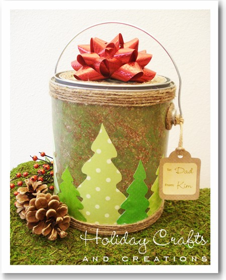 Christmas Gift Basket Ideas For Men.Christmas Gift Basket Ideas For Men Paint Can Basket
