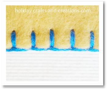 Terrific How To Do Blanket Stitch Wiring 101 Omenaxxcnl