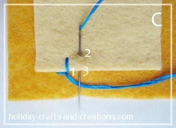 Groovy How To Do Blanket Stitch Wiring 101 Omenaxxcnl